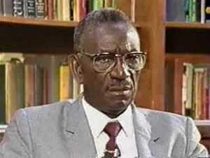 Pr Cheikh Anta Diop