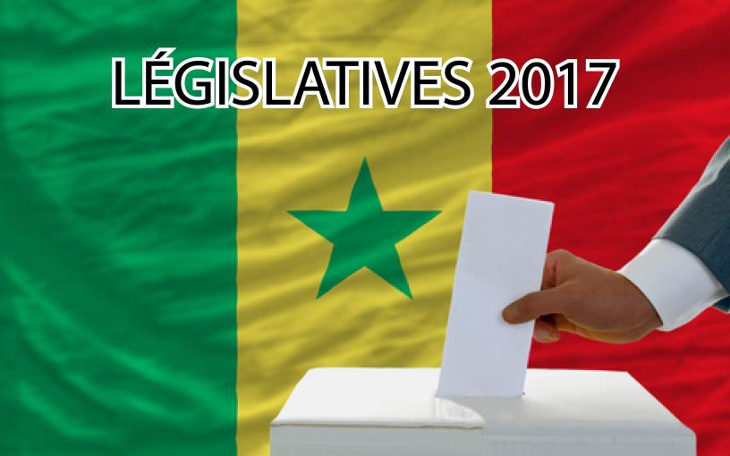 Legislatives senegal 2017